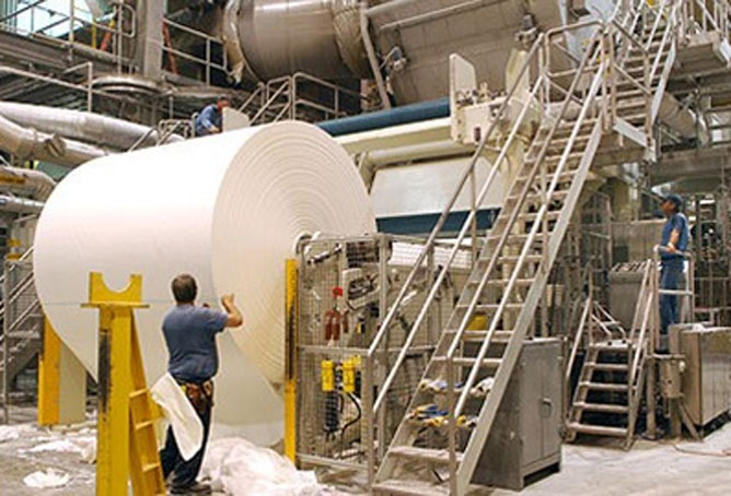 PSI Industrial Solutions Facility Cleaning Pulp Paper 1