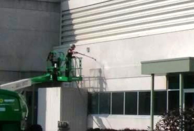 PSI Industrial Solutions Pressure Washing 1