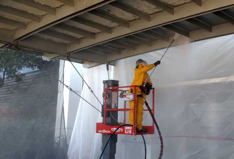 PSI Industrial Solutions Pressure Washing 8