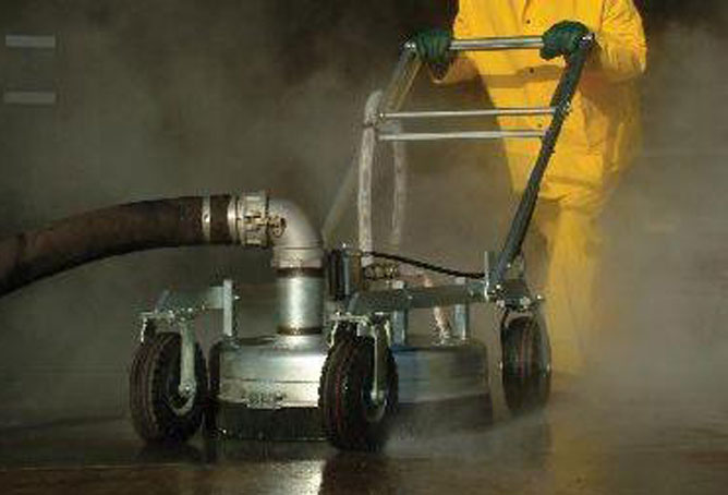 PSI Industrial Solutions Ultra High Water Blasting Washing 1