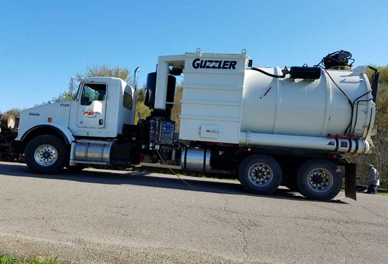 PSI Industrial Solutions Vacuum Truck 13