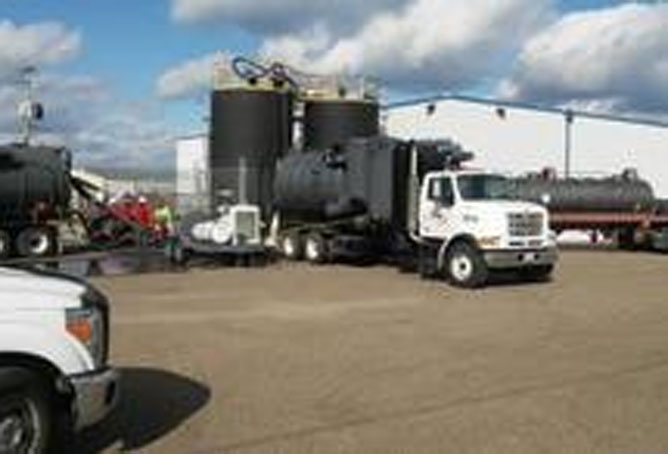 PSI Industrial Solutions Vacuum Truck 6
