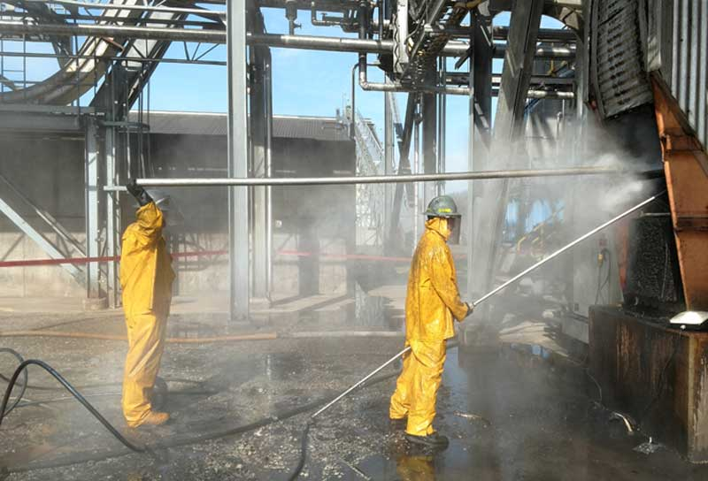 PSI Industrial Solutions Water Blasting 3